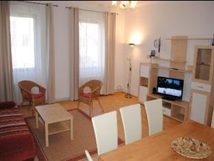 CAB City Apartments Berlin Mitte Berlin - Hotellet indefra