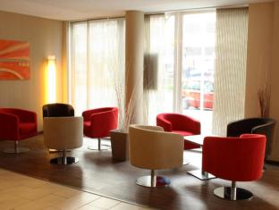 Holiday Inn Express Berlin City Centre West Berlín - Vestíbulo
