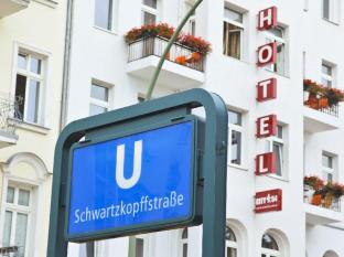City54 Hotel & Hostel Berlin - Okolica