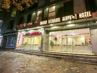 GRAND ISTANBUL AIRPORT HOTEL  class=