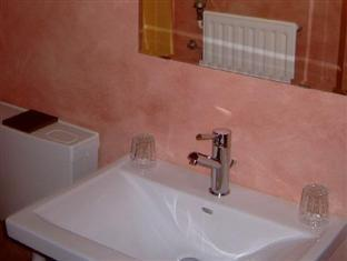 Pension Dalg Berlin - Banyo