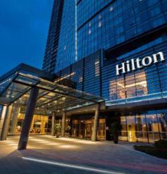 Hilton Wuhan Riverside, Wuhan