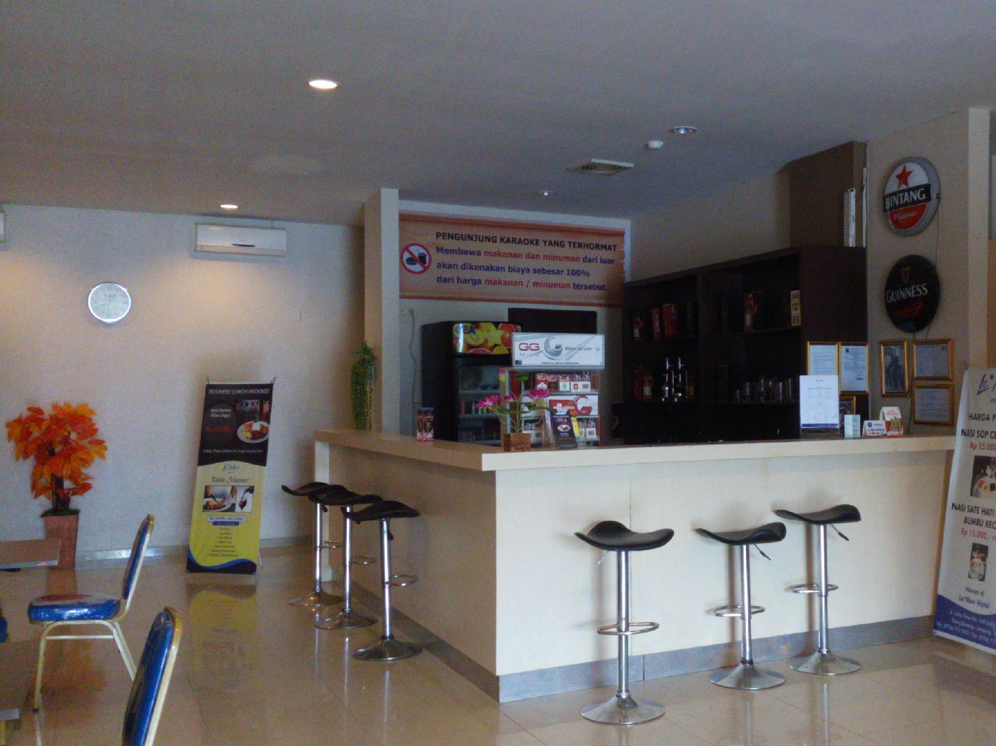 Le Man Hotel Lampung Book / Directions - NAVITIME Transit