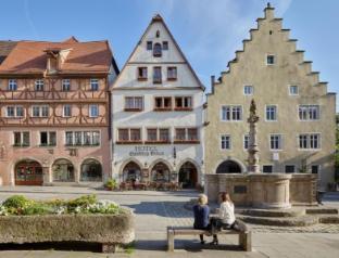 Historik Hotel Gotisches Haus Garni PayPal Hotel Rothenburg Ob Der Tauber