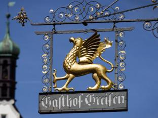 Hotel-Gasthof Goldener Greifen - Rothenburg Ob Der Tauber