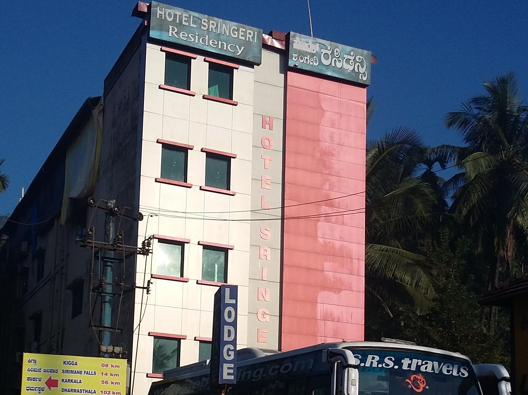 Hotel Prime Residency Hotel Sringeri Residency Top Hotels