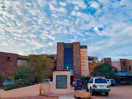 Hotel in ➦ Coober Pedy ➦ accepts PayPal