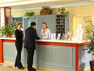 Hotel Luna  Budapest Boedapest - Receptie