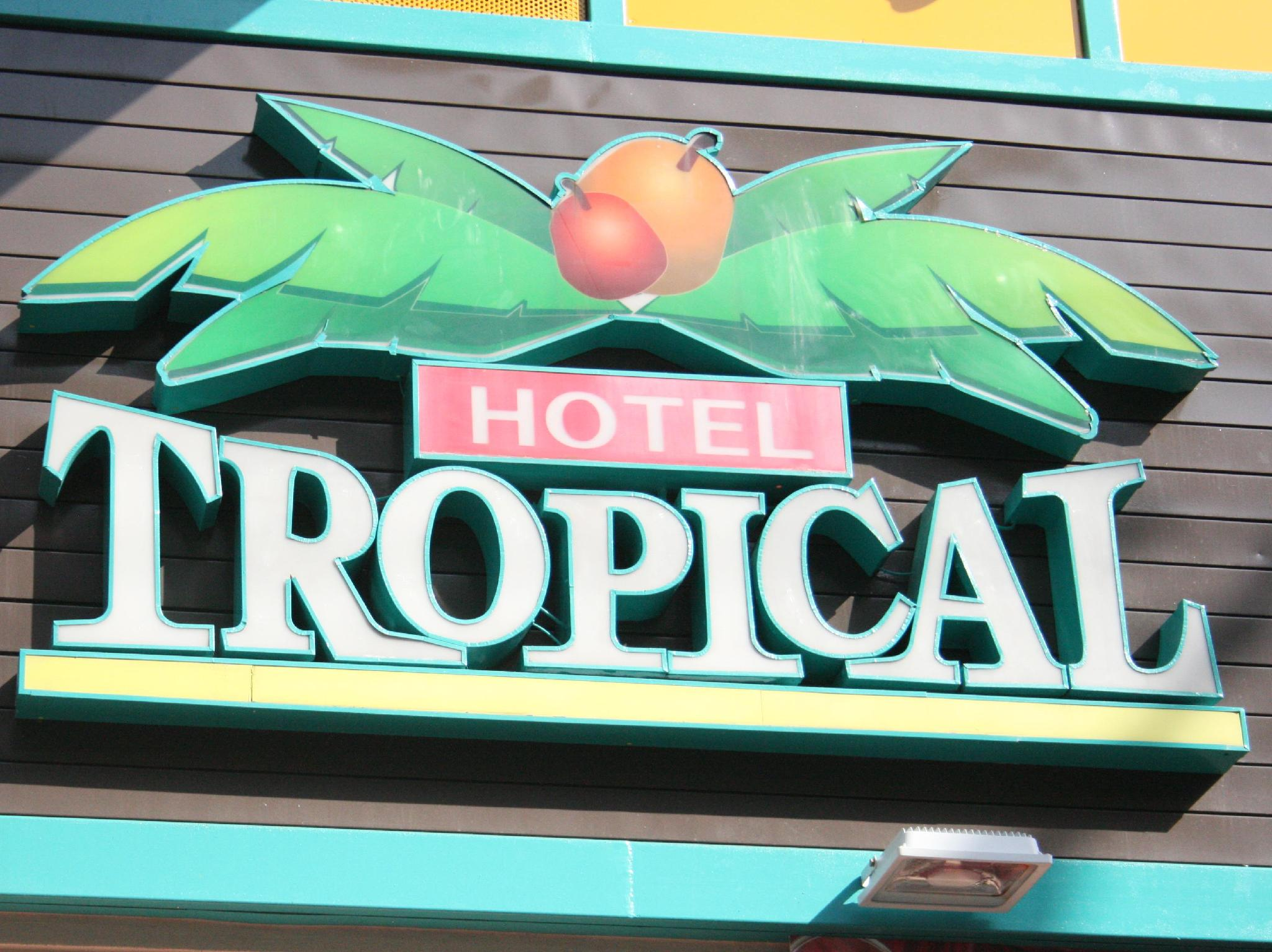 Hotel Tropical Osaka Osaka Japan