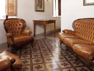ホテル サボイア&サンパーナ モンテカティーニテルメ - ロビー