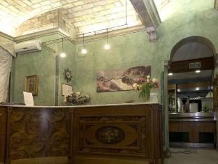 Hotel Continentale Rome - Reception