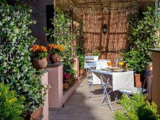 The Inn At The Roman Forum - Small Luxury Hotels of the World Rome - Apartment Terrace