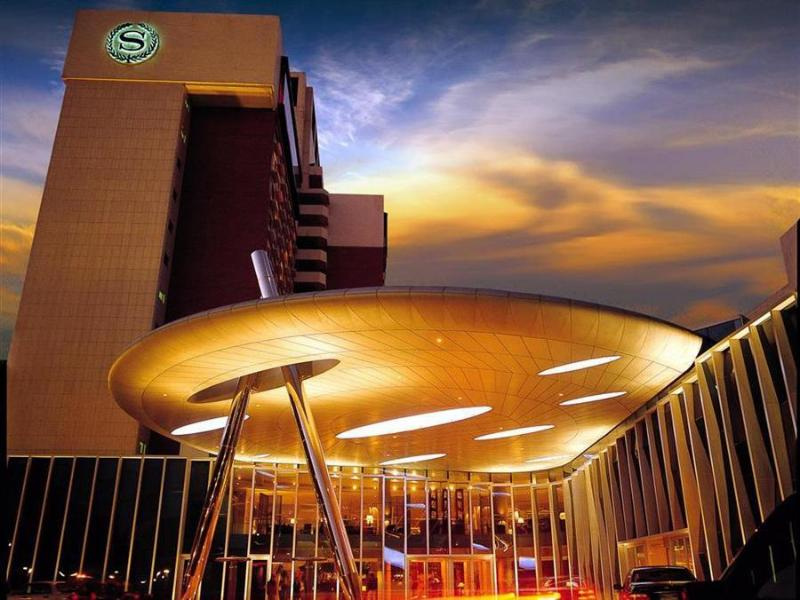 South Korea-쉐라톤 그랜드 워커힐 호텔