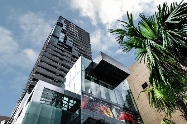 泰国曼谷指南针天景酒店(Compass SkyView Hotel) 泰国旅游 第1张
