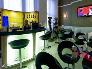 Best Western Shaftesbury Paddington Court London Hotel London - Bar