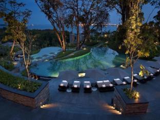 Capella Singapore Hotel Singapur - Schwimmbad