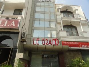 Hotel Le Grand New Delhi and NCR - Hotel Exterior