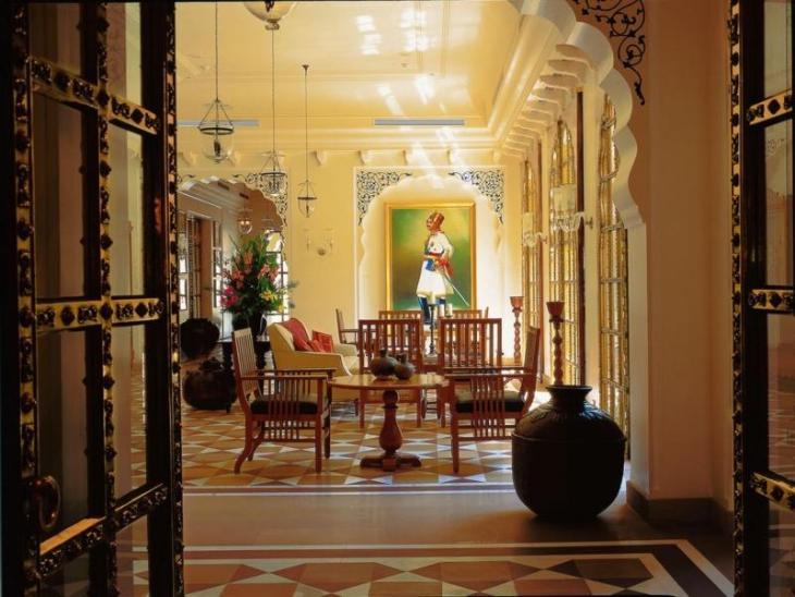 The Oberoi Rajvilas Jaipur Hotel photo 3