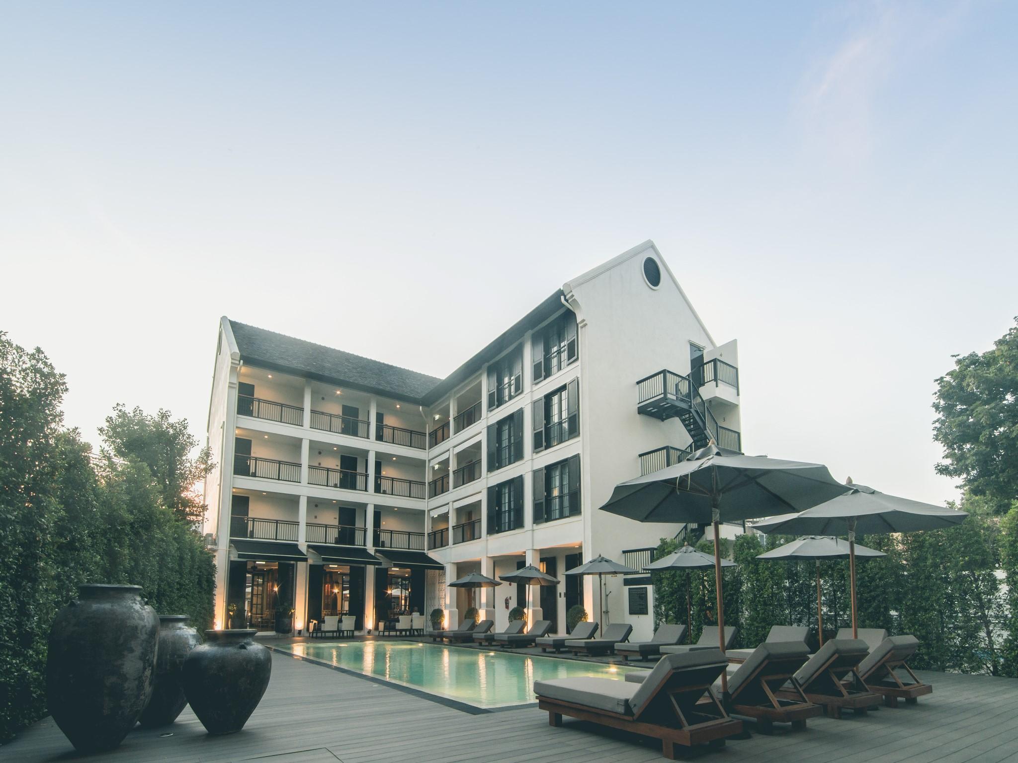 布里斯里精品酒店,บุรีศิริ บูทิก โฮเทล