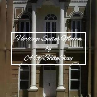 Heritage Suites Medan 3BR by AG SuiteStay