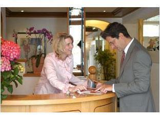 Hotel St. Peter Nuremberg - Reception