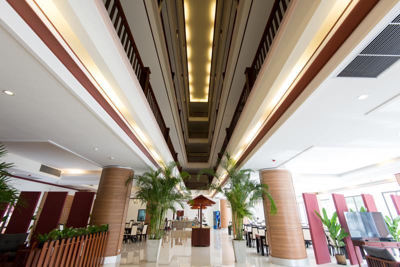 โรงแรมเอส ที (โรงแรมซุนไท่)