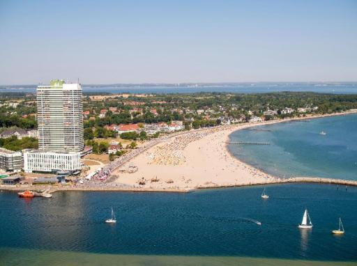 Maritim Hotels Hotel in ➦ Lubeck ➦ accepts PayPal