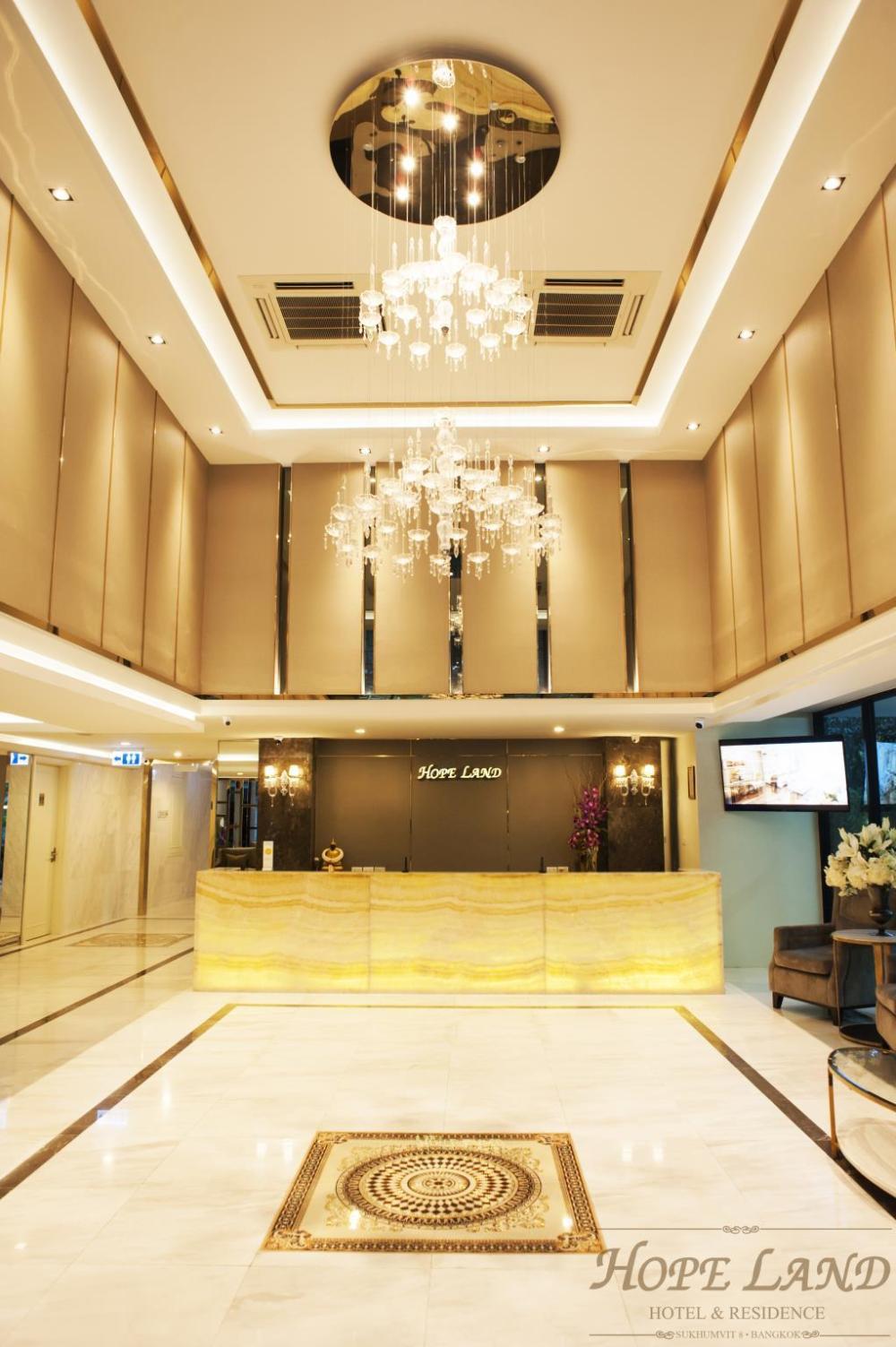Hope Land Hotel  Sukhumvit 8