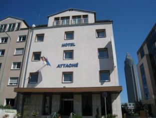 Hotel Attache Frankfurt am Main - Hotel exterieur