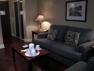 Town Inn Furnished Suites Toronto (ON) - Habitació suite