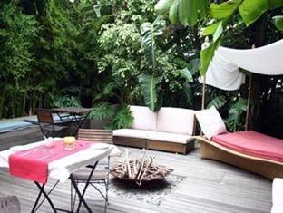 Jardin D'ebene Boutique Guesthouse Cape Town - Relax area