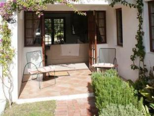 WedgeView Country House and Spa Stellenbosch - Balcony/Terrace