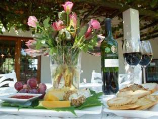 WedgeView Country House and Spa Stellenbosch - Ravintola