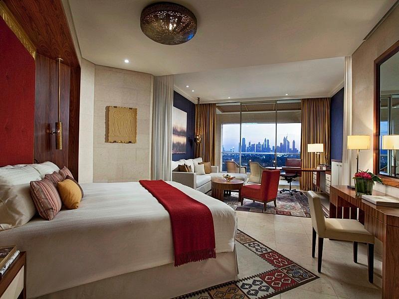 Raffles Dubai Hotel – Dubai 2