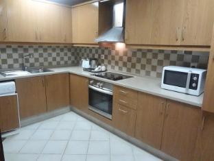 Legacy Hotel Apartments Dubai - Kitchen