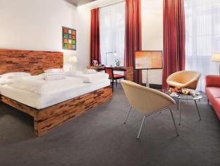 Moevenpick Hotel Berlin Am Potsdamer Platz Berlin - soba za goste