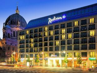 Radisson Blu Hotel PayPal Hotel Berlin