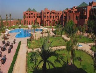 Palm Plaza Hotel & Spa Marrakesh - Hotel exterieur