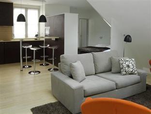 헬지어 세인트 오노레 아파트 파리 - 스위트 룸
