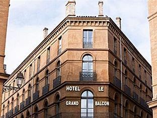 Le Grand Balcon Hotel Toulouse - Exterior