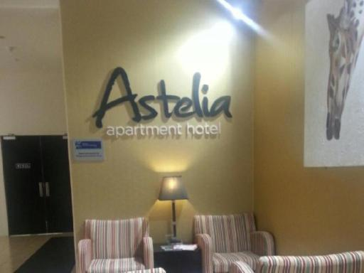 Astelia Apartment Hotel hotel accepts paypal in Wellington