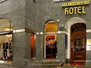 Hotel Askanischer Hof Berlim - Exterior do Hotel
