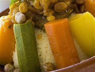 Les Jardins de la Medina Marrakech - Moroccan Cuisine