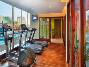 City Seasons Suites Dubai - Fitness Facilities