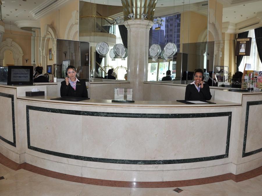 Grand Continental Flamingo Hotel - Reception