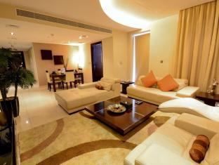 Grand Midwest Tower Hotel Apartments Dubai - 2 bedroom
