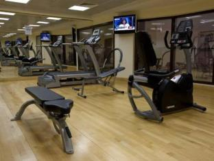 Seven Sands Hotel Apartment Dubai - Fitness Room
