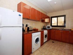 Seven Sands Hotel Apartment Dubai - Kitchen