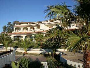 Hotel Scoglio Del Leone Zambrone - Exterior