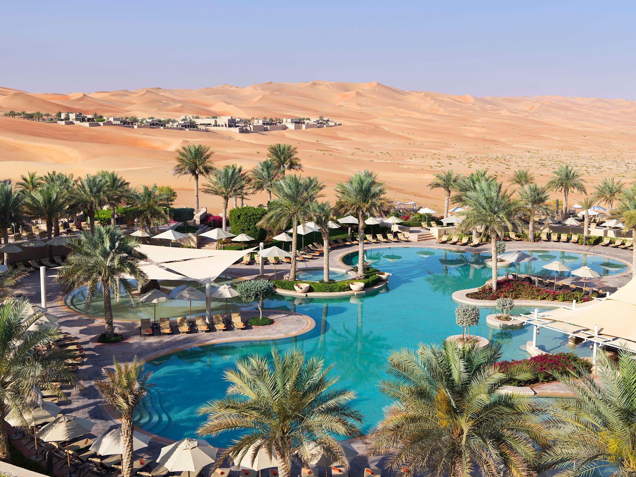 Qasr Al Sarab Desert Resort by Anantara – Jereirah 3